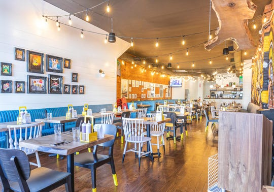 The first Bareburger in Morris County
