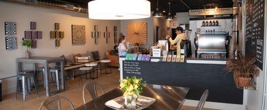 Cabana Coffee Company is new to Wayne