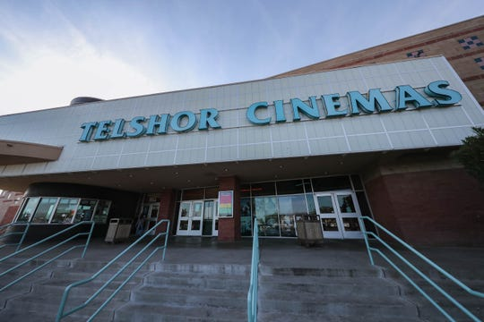 Telshor Cinemas is pictured in Las Cruces on Friday, Nov. 15, 2019.