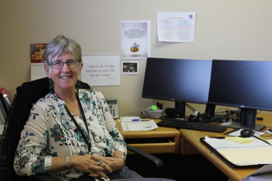 Su Hodgman has been named the first behavioral health director for San Juan County.