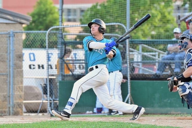 La Quinta's Evan Berkey hit .358 this summer for the Rochester (Minn.) Honkers and won the Northwoods League's Big Stick award as the top-hitting shortstop in the league.
