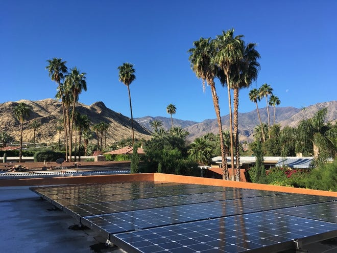 A new report highlights the expansion of rooftop solar around California and the country.
