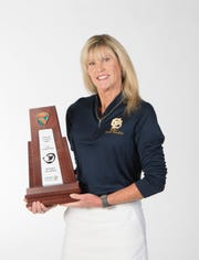 2019- Fall-PNJ All-Area Coach - Dawn Hundley portrait in Pensacola on Thursday, Nov. 14, 2019.