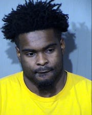 Charles Benion III was arrested Thursday in connection with two drug-related killings in Tempe.