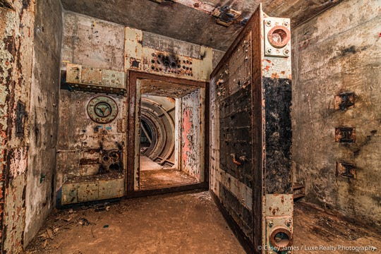 A former nuclear missile complex, the Titan II is on sale for $395,000