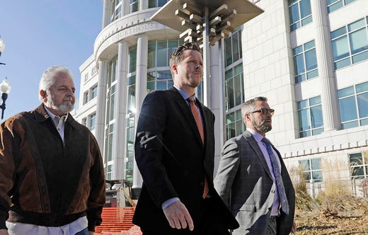 Indicted County Assessor Paul Petersen makes first Utah court appearance