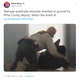 KOLD News in Tucson tweeted video of a Pima County deputy wrestling with a teenager at a group home.