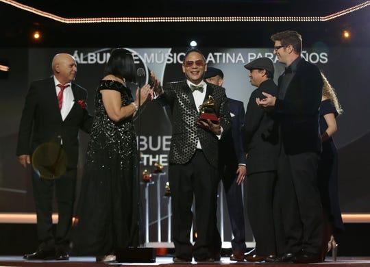 The Lucky Band ganó el premio al Mejor Album Infantil Latino en los Premios Latin Grammy 2019.
