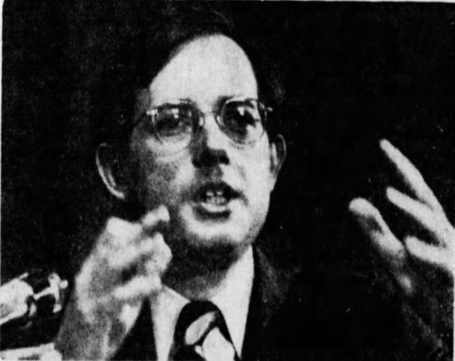 The first witness to the Nixon impeachment hearings in May 1973 was Robert Odle, a Port Huron native. He died in October 2019.