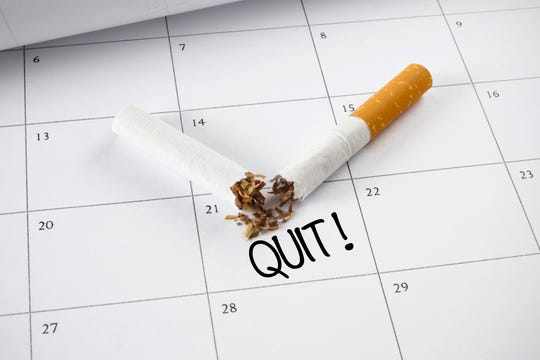 The Great American Smokeout, an annual event on Nov. 21, aims to help smokers across the country quit.