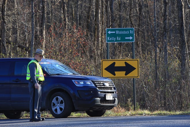 A suspect is in custody following a report of shots fired in the vicinity of Whalesback Road in the Town of Red Hook, according to state police.