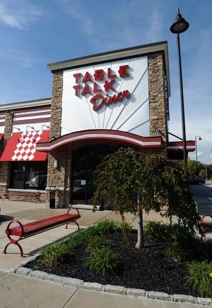 Table Talk Diner in Poughkeepsie.