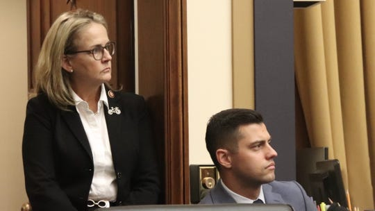 U.S. Rep. Madeleine Dean, a Democrat who represents the Philadelphia suburbs in Congress, is a member of the House Judiciary Committee. Once the impeachment hearings conclude, the issue moves to the judiciary committee, which would draft articles of impeachment against the president.