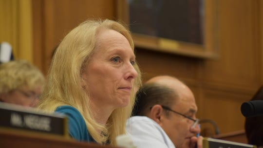 A newly elected congresswoman in 2018, U.S. Rep. Mary Gay Scanlon was chosen this year by her peers to be the vice chair of the House Judiciary Committee which, among other things, is tasked with drafting articles of impeachment against the president.