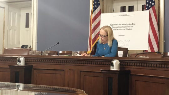 Congresswoman Mary Gay Scanlon, a civil rights attorney from the Philadelphia area, was elected to the U.S. House during the Pink Wave in 2018. She is the vice chair of the House Judiciary Committee, which would draft the articles of impeachment against the president.