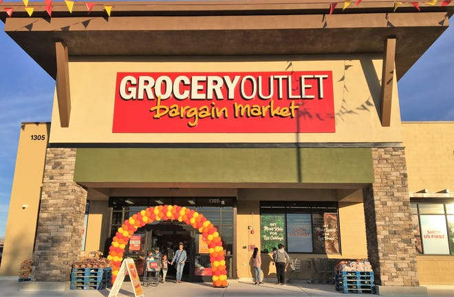 Fernley's Grocery Outlet opened on Thursday.
