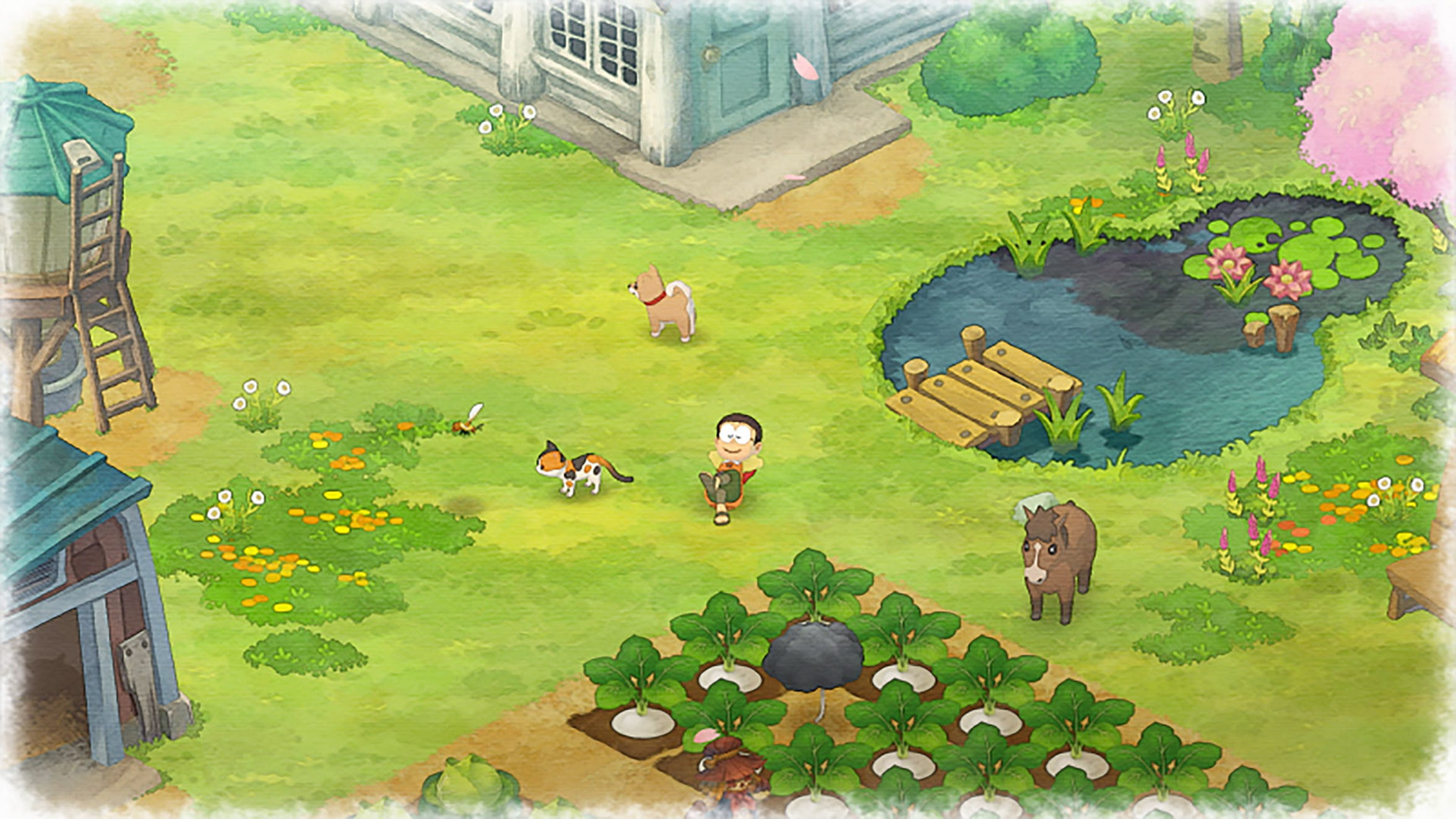 """Doraemon: Story of Seasons"" for the Nintendo Switch."