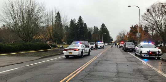 Police say an individual was shot in Wilsonville Friday morning.