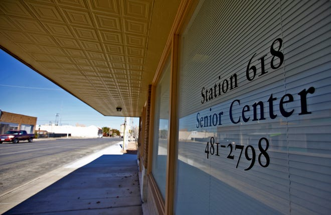 San Angelo Senior Services Center