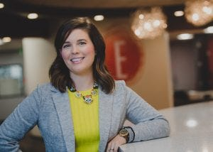 Kate Flemming, community manager for the Zeal Center for Entrepreneurship.