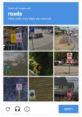 This CAPTCHA is based on a classic problem of image labeling. And it's really annoying.