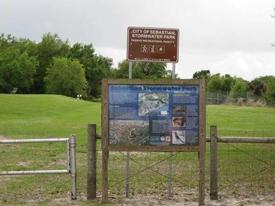 Stormwater Park in Sebastian