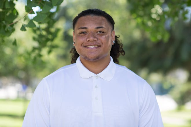 Noah Wright is a member of the College of the Sequoias' football team.