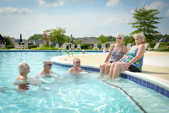 Find a community with the kind of people and amenities you'll enjoy in your ample free time.