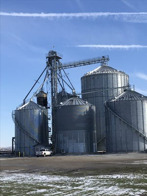 Grain dryer fire at town of Alto dairy caused $210,000 in losses at the Double D dairy farm.