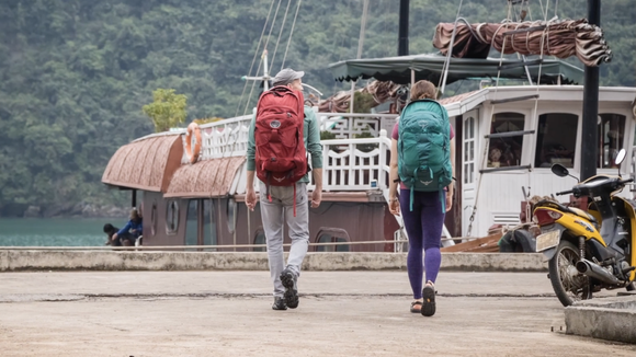 Travel the world with a great pack.