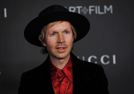 Musician Beck, 49, says he is not a Scientologist, though his father and ex-wife are.