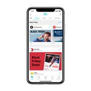 The Flipp app aggregates all your local ads and shows you the best deals, as well as letting you create a smart shopping list.
