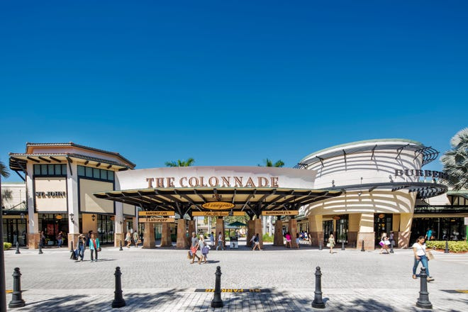 """Sawgrass Mills, near Miami, attracts Central and South American shoppers. But Bialow says, """"It's a Disney-type crowd. Sawgrass has done a nice job of maintaining a family-type feel."""""""