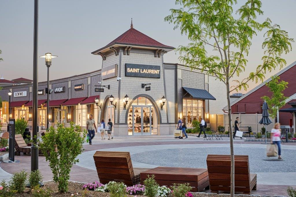 Woodbury Common Premium Outlets adds 7