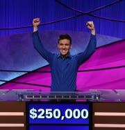 "James Holzhauer, who set records earlier this year, won the 2019 ""Jeopardy!"" Tournament of Champions."