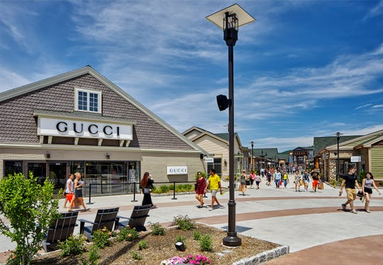 New York's Woodbury Common is a destination unto itself for fashion-loving tourists, who book bus rides to the mall 50 miles north of Manhattan. It's home to some high-end designers' only outlet stores in the country.