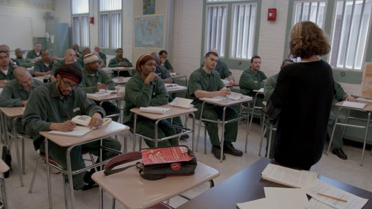 'Undoing a mistake': Ken Burns film looks inside the push to bring college education back to prison