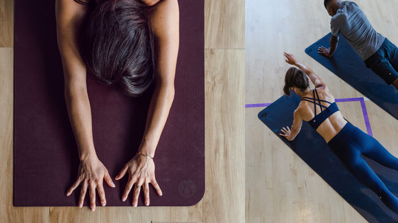 You can't go wrong with Lululemon.