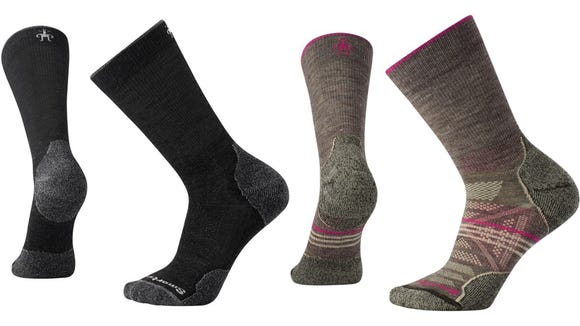 Keep your toes toasty in the cold weather.