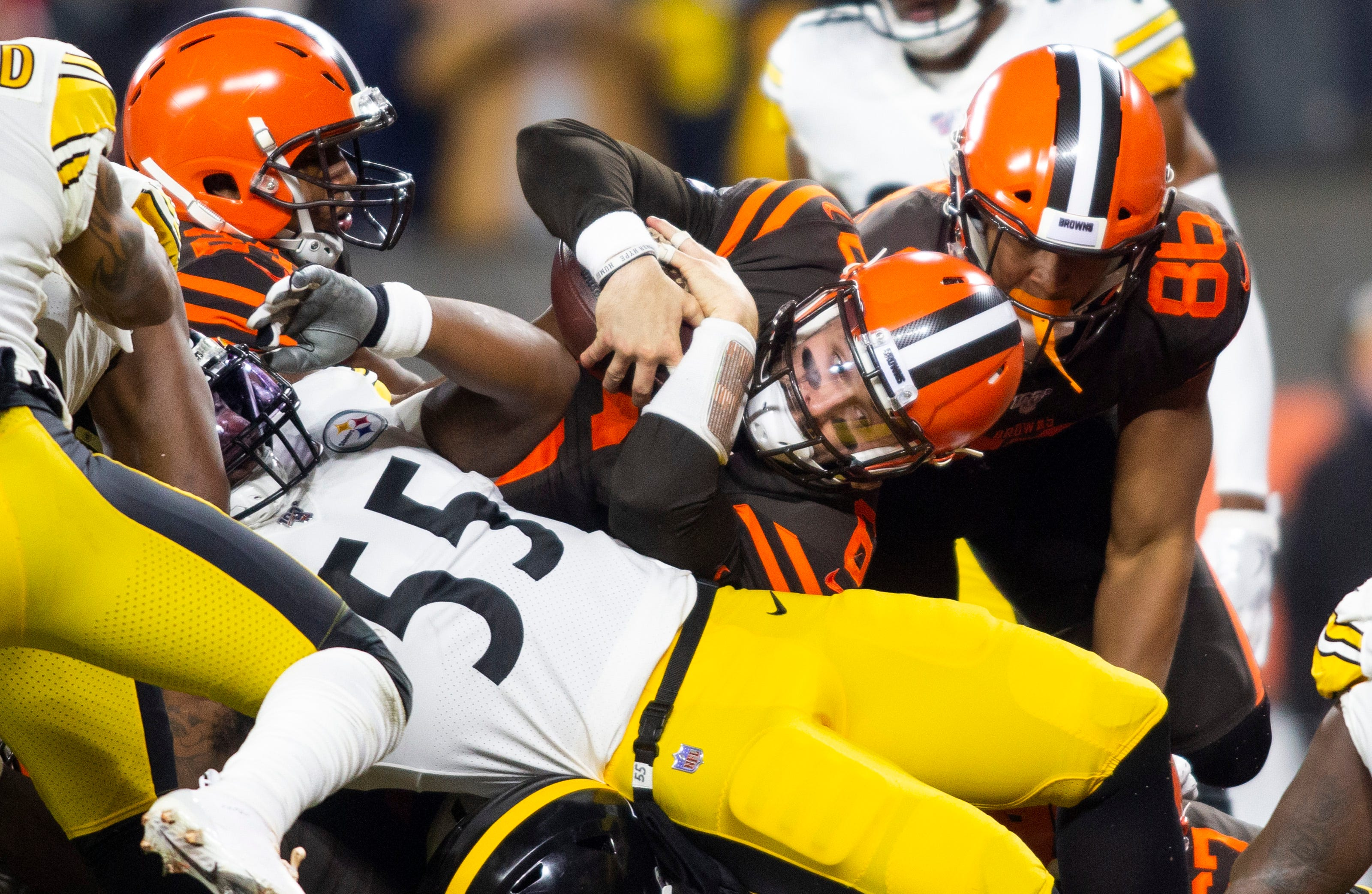 NFL Week 11's best photos