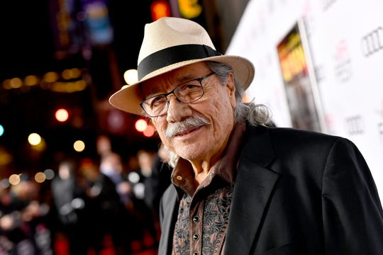 Edward James Olmos will appear at this weekend's Pensacon.
