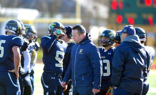 Lowville vs. Susquehanna Valley, Class C regional football at Vestal Central School District, Saturday, November 16, 2019.