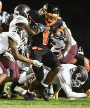 Caziah Holmes of Cocoa is the FLORIDA TODAY Offensive Football Player of the Year for the 2019 season.