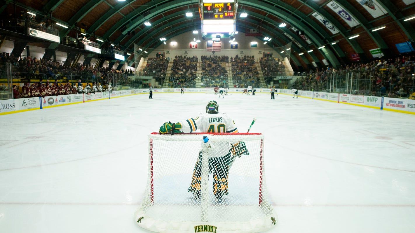 university of vermont hockey
