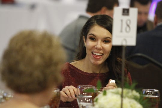 The Clarksville-Montgomery County Education Foundation's 2019 Vision to Reality Dinner and Auction, held Friday, Nov. 16.