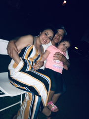 From left to right: Sindy Cordero, Carlos Solano, Scarlett Solano. Sindy Cordero and Carlos Solano want the best for their daughter, Scarlett Solano. She's outgrown her toddler bed and needs a bigger bed so she can get proper, safe sleep.