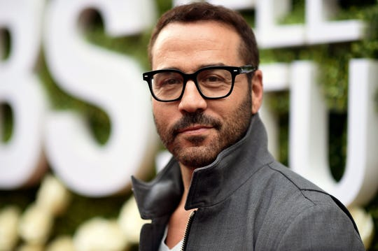 Jeremy Piven says he's fired up to prove himself as a stand-up comic.
