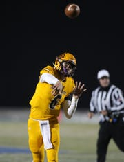 Davison quarterback Brendan Sullivan has thrown for 32 touchdowns and run for nine.