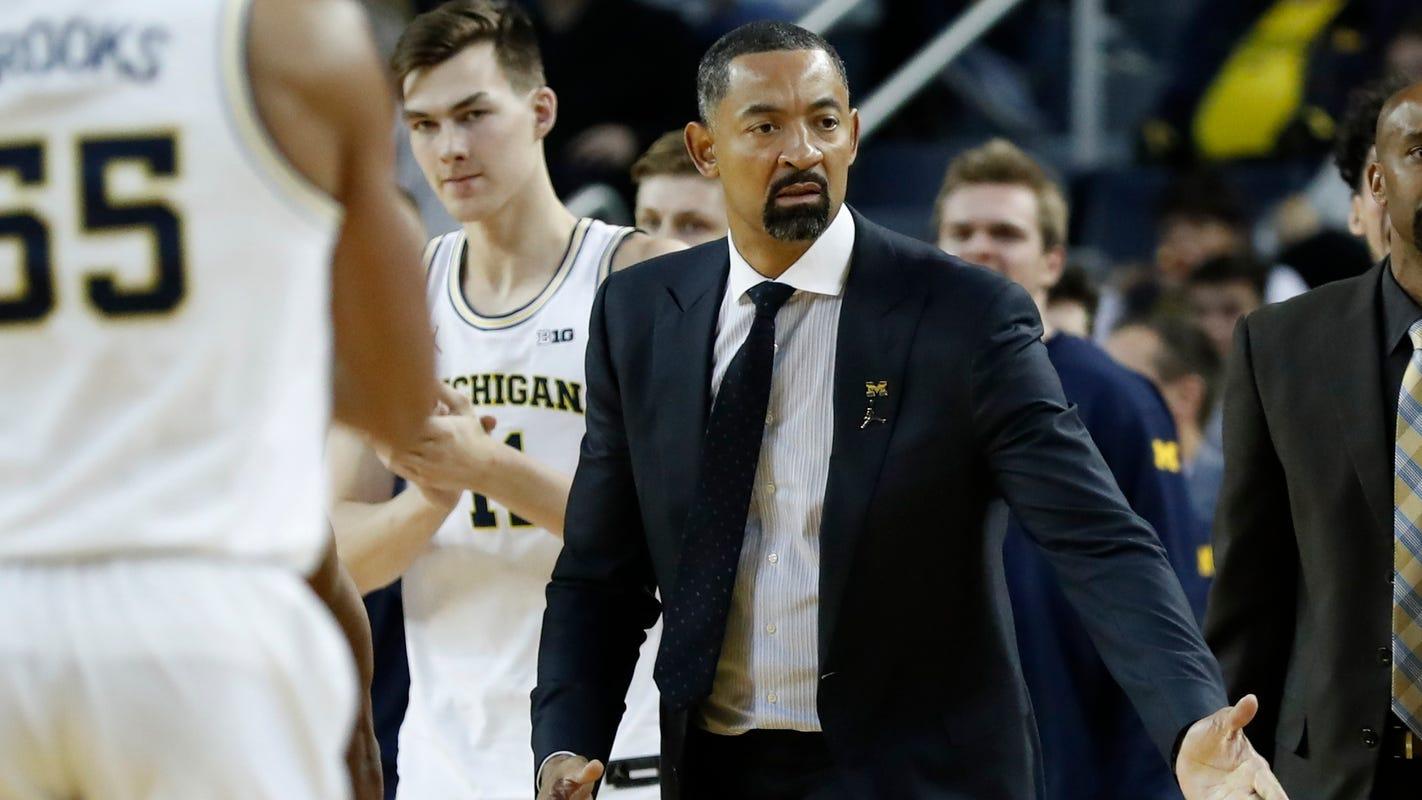Michigan basketball to play Kentucky in London in 2020