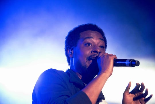 Danny Brown has been busy this fall with a new album and reality TV show.